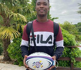 Un rugbyman mahorais signe dans un club et file vers la voie pro