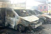 Des véhicules incendiés dans la nuit à Doujani