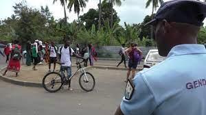 Violence pour un vélo