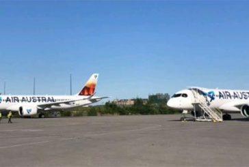 L'achat des 3 Airbus A220-300 est formalisé les appareils sont arrivés en métropole