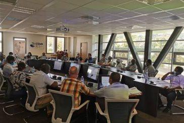 Une réunion d'importance pour conduire une réflexion sur l'amélioration des conditions de traitement des demandes du public à la CSSM