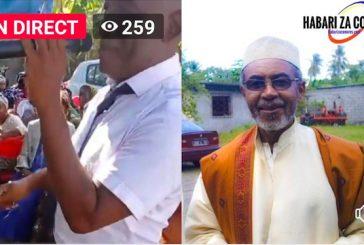 Un meeting politique comorien anti Azali qui déclenche la colère du collectif des citoyens de Mayotte