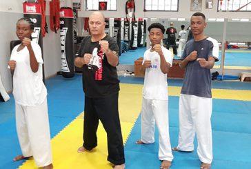 3 jeunes mahorais en championnat de France de Karaté