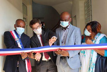La MJC de Mtsapéré reprend vie après des travaux lancés en 2009