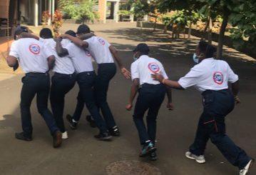Une première journée de la sécurité avec les 44 jeunes du SNU