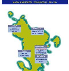 La campagne de vaccinations se poursuit dans l'île