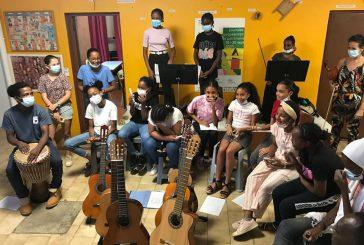 L'école Musique à Mayotte fait sa rentrée