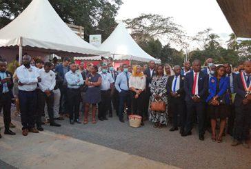 L'abattoir de volailles de Ouangani officiellement inauguré
