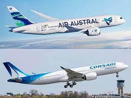 La présidente de la région Réunion s'inquiète de la disparition d'Air Austral