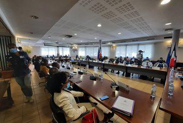 Rencontre élus-ministres : des dossiers d'importance