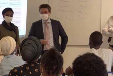 Lycée de Sada : une nouvelle classe d'études préparatoires a ouvert