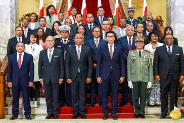 Madagascar a son nouveau gouvernement