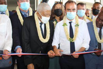 Le centre hospitalier Martial Henry inauguré ce matin à Pamandzi