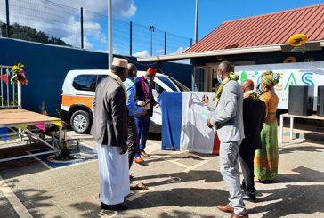 Le département soutien le projet de taxi social de Mtsangamouji