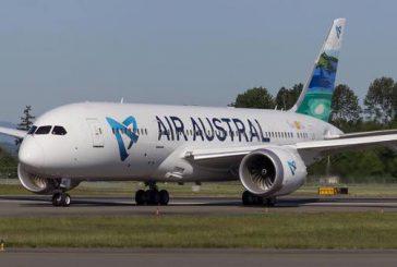 Air Austral retrouve l'île Maurice