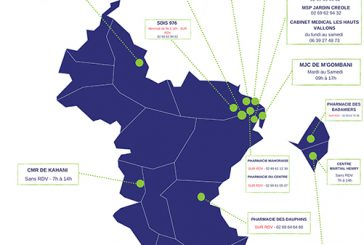 Planning des centres de vaccination de la semaine du 6 au 11 septembre 2021