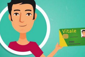 Distribution de cartes vitales