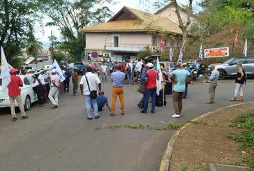 Mobilisation des enseignants face au rectorat