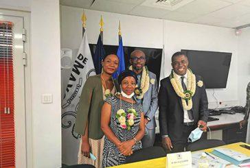 Madi Moussa Velou président de la MDPH
